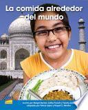 Libro de La Comida Alrededor Del Mundo