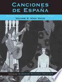Libro de Canciones De España