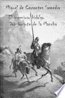 Libro de El Ingenioso Hidalgo Don Quijote De La Mancha (con Ilustraciones)