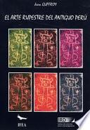 Libro de El Arte Rupestre Del Antiguo Perú