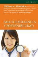Libro de Salud, Excelencia Y Sostenibilidad