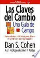 Libro de Las Claves Del Cambio. Una Guía De Campo