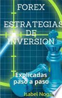 Libro de Estrategias Rentables De Forex