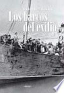 Libro de Los Barcos Del Exilio