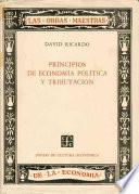 Libro de Principios De Economía Política Y Tributación