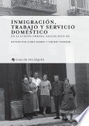 Libro de Inmigración, Trabajo Y Servicio Doméstico