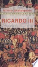 Libro de Ricardo Tercero