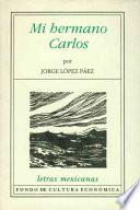 Libro de Mi Hermano Carlos