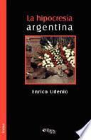 Libro de La Hipocresia Argentina