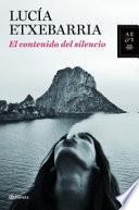 Libro de El Contenido Del Silencio