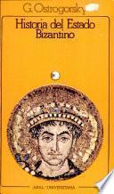 Libro de Historia Del Estado Bizantino