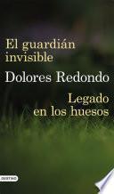 Libro de Legado En Los Huesos + El Guardián Invisible (pack)