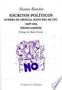Libro de Escritos Políticos