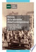 Libro de Historia De La Educación (edad Contemporánea)