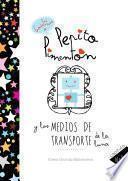 Libro de Pepito Pimentón Y Los Medios De Transporte De La Luna