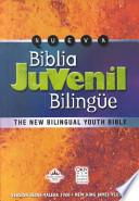 Libro de Biblia Juvenil Bilingue