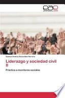 Libro de Liderazgo Y Sociedad Civil Ii