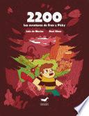 Libro de 2200. Las Aventuras De Fran Y Picky