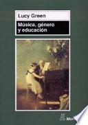 Libro de Música, Género Y Educación