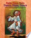 Libro de Dance, Nana, Dance / Baila, Nana, Baila