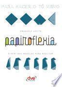 Libro de Papiroflexia