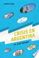 Libro de Crisis En Argentina