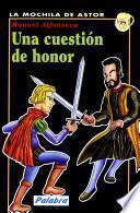 Libro de Una Cuestión De Honor