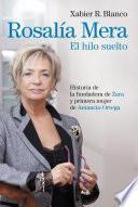 Libro de Rosalía Mera