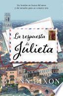 Libro de La Respuesta De Julieta