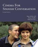 Libro de Cinema For Spanish Conversation