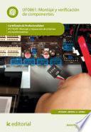 Libro de Montaje Y Verificación De Componentes. Ifct0309
