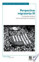 Libro de Perspectivas Migratorias Iii