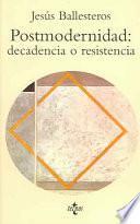 Libro de Postmodernidad