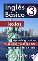 Libro de Inglés Básico 3: Textos