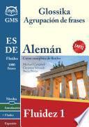 Libro de Alemán Fluidez 1