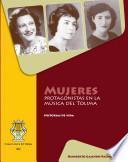 Libro de Mujeres Protagonistas En La Música Del Tolima