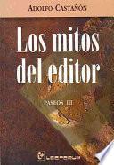 Libro de Los Mitos Del Editor