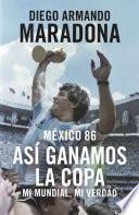Libro de Maradona  86
