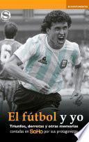 Libro de El Fútbol Y Yo
