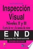Libro de Inspección Visual. Niveles Ii Y Iii