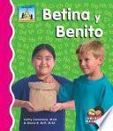 Libro de Betina Y Benito Ebook