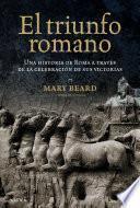 Libro de El Triunfo Romano