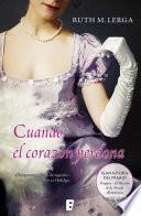 Libro de Cuando El Corazón Perdona (ganadora Premio Rincón Romántico)