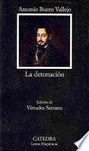 Libro de La Detonación