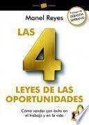 Libro de Las 4 Leyes De Las Oportunidades