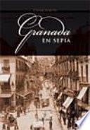 Libro de Granada En Sepia