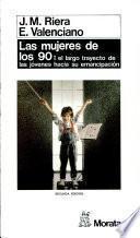 Libro de Las Mujeres De Los 90