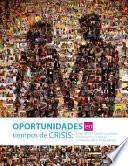 Libro de Oportunidades En Tiempos De Crisis