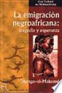Libro de La Emigración Negroafricana