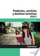 Libro de Uf0073   Productos, Servicios Y Destinos Turísticos
